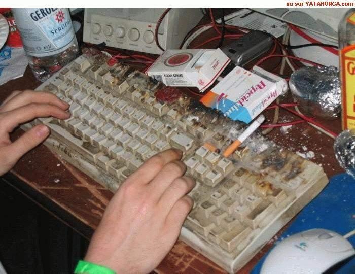 Informatique, Technologie Clavier