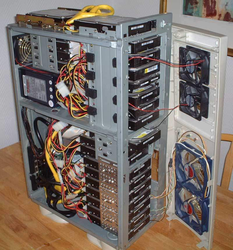 Informatique, Technologie Disks